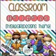 Classroom Helpers Pack
