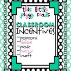 Classroom Incentives (before a holiday)