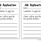 Classroom Job Application_Classroom Management