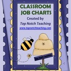 Classroom Job Charts