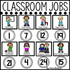 Classroom Job Labels