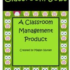 Classroom Job Management Pack