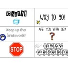 Classroom Management- Behavior Cards