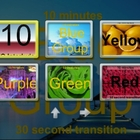 Classroom Management DVD Group Rotations Timer - All Four