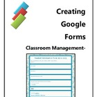 Classroom Management- How to Make a Google Docs Form