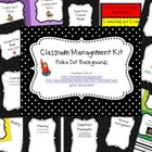 Classroom Management Kit: 17 Ready to Use Printables