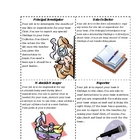 Classroom Management Packet for Middle School Science Class
