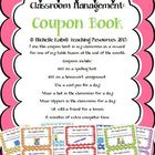 Classroom Management - Printable Coupon Book - Classroom Rewards