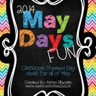 Classroom May Days Celebration