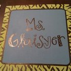 Classroom Name Signs-Custom Designs