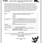 Classroom Newsletter Template (With Example)