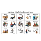 Classroom Picture Schedules, Within-Task Schedules, Home P