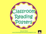 Classroom Reading Posters
