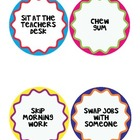 Classroom Rewards for Classroom Management
