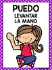 Classroom Rules: Spanish Posters
