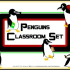 Classroom Set- Penguins