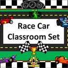 Classroom Set- RACE CAR THEME