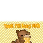 Classroom Teacher Note Cards-Bear Theme