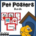 Classroom Theme Bundle {Pet Themed}
