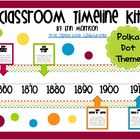 Classroom Timeline Kit