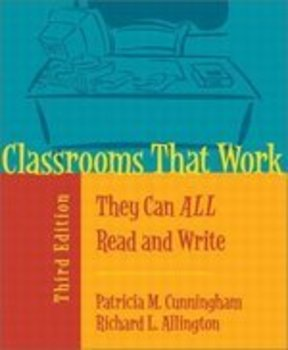 Classrooms that Work Third Edition