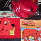 Clifford The Big Red Dog (story and stuffed animal)