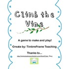 Fathers Day Project - Climb the Vine Game