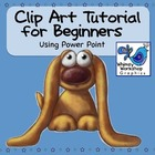 Clip Art Beginner Tutorial using only PowerPoint