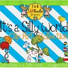 Clip Art Collection: It&#039;s a Silly World!