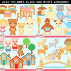 Clip Art - Treasured Tales Bundle - Fairy Tale Clipart Set 1