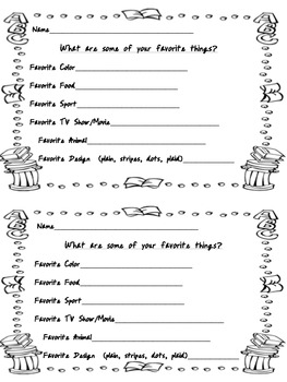 Clip Bookmark Questionnaire