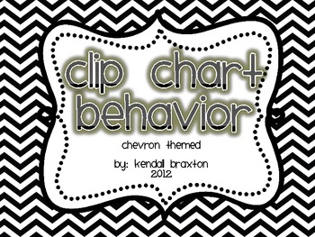 Clip Chart Behavior
