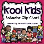 Clip Chart ~ Kool Kids Theme (editable)
