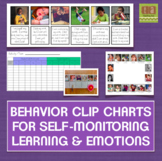 Clip Charts for Self Assessment of Learning and Emotions