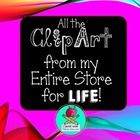 ClipArt from my Entire Store- FOR LIFE {Be part of the Lif
