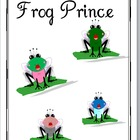 Clipart - Frog Prince Graphics to use in Your Projects