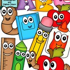 Clipart / Note Cards / Bookmarks