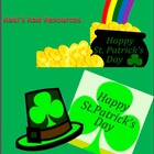 Clipart - St. Patrick's Day Graphics to use in Your Projects