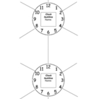 Clock Buddies cooperative learning tool