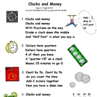 Clocks and Money
