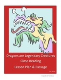 Where the Mountain Meets the Moon - Chinese Dragons Close Reading