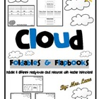 Cloud Foldables & Flapbooks (Includes 5 Different Printables!)