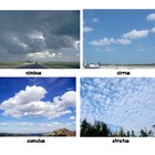 Cloud Type Photos and Observation Activity