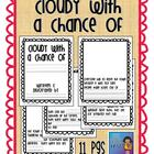 Cloudy With A Chance Of...?