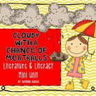 Cloudy with a Chance of Meatballs {Literature &amp; Literacy M