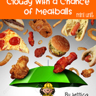 Cloudy with a Chance of Meatballs Mini Unit with worksheet