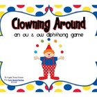 Clowning Around - An ow &amp; ou Diphthong Game