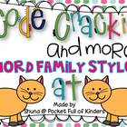 Code Crackin and More { Word Family -at}