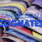 Cognates - Level 1 - Spanish Classes