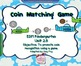 Coin Matching Smartboard Game